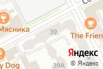Схема проезда до компании Град в Перми