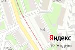 Схема проезда до компании Меховая комиссионка в Перми