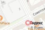 Схема проезда до компании Благо в Перми