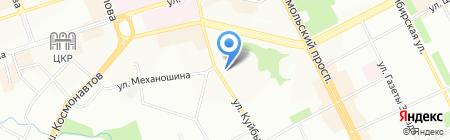 АвтоТюнингСпорт на карте Перми