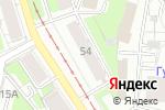 Схема проезда до компании Надежный партнер в Перми
