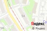 Схема проезда до компании Пифагорка в Перми