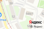 Схема проезда до компании Агентство фотографии Антона Шамана в Перми