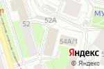 Схема проезда до компании Аквапроект в Перми