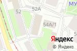 Схема проезда до компании Минерал в Перми