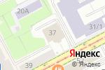 Схема проезда до компании Vertinsky в Перми