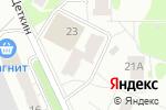 Схема проезда до компании Мастеровой в Перми
