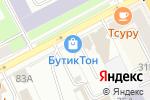 Схема проезда до компании БалтБет в Перми
