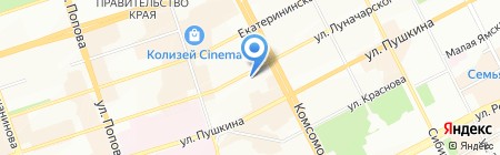 Vuz59.ru на карте Перми