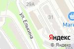 Схема проезда до компании Ламповая голова в Перми