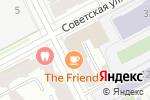 Схема проезда до компании Сковородка в Перми