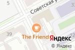 Схема проезда до компании JASMINE Beauty Room в Перми