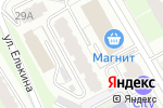 Схема проезда до компании Атол-М в Перми