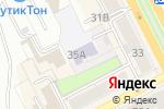 Схема проезда до компании Детский сад №404 в Перми