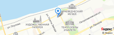 Neo на карте Перми