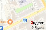 Схема проезда до компании АК АктивКапитал Банк в Перми
