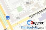 Схема проезда до компании Северина в Перми