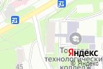 Схема проезда до компании Управление общежитиями Пермского края в Перми