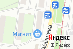 Схема проезда до компании ТПК Мастер в Перми