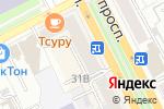 Схема проезда до компании ВИПСИЛИНГ в Перми