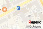 Схема проезда до компании Bikers Pizza в Перми