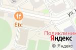 Схема проезда до компании Юридический кабинет в Перми