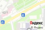Схема проезда до компании Ромашка в Перми