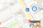 Схема проезда до компании БИНБАНК в Перми