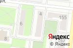 Схема проезда до компании Сеть продуктовых магазинов в Перми