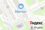 Схема проезда до компании Современные технологии в Перми