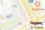 Схема проезда до компании Прометей в Перми