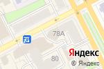 Схема проезда до компании Perfect Organics в Перми