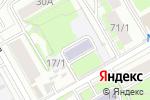 Схема проезда до компании Детский сад №87 в Перми