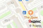 Схема проезда до компании Главная улица в Перми