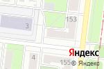 Схема проезда до компании Пункт приема платежей в Перми