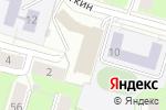 Схема проезда до компании Пермское региональное отделение Фонда социального страхования РФ в Перми