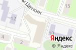 Схема проезда до компании Линия Ритейл в Перми
