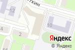 Схема проезда до компании Армтрейдинг в Перми