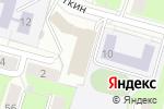 Схема проезда до компании Green Plaza в Перми
