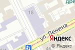 Схема проезда до компании Академия творчества для детей и взрослых в Перми