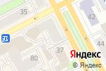 Схема проезда до компании АЛЬФА в Перми