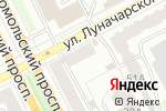 Схема проезда до компании GEOX в Перми