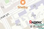 Схема проезда до компании ПГМА в Перми