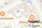 Схема проезда до компании ГАБРИЭЛЬ в Перми