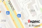 Схема проезда до компании Telos в Перми