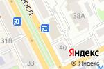 Схема проезда до компании Хирш в Перми