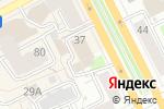 Схема проезда до компании Пермский крайсовпроф в Перми