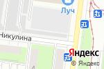 Схема проезда до компании За углом втихаря в Перми