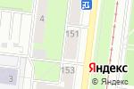 Схема проезда до компании Хоттабыч в Перми