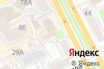 Схема проезда до компании Studio IDEA в Перми